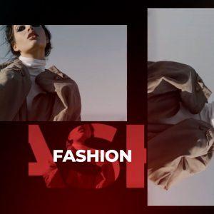 تصویر دانلود پروژه آماده پریمیر - اسلایدشو Clean Fashion Promo