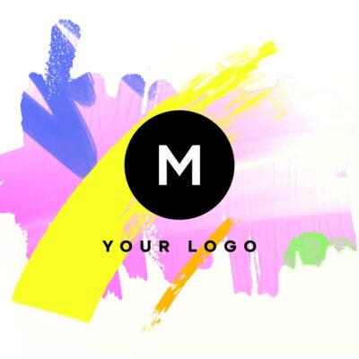 تصویر دانلود پروژه آماده پریمیر - لوگو Hand Drawn Brush Logo