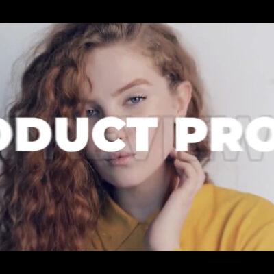 تصویر دانلود پروژه آماده پریمیر - اسلایدشو Stylish Promo