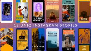 دانلود پروژه آماده افتر افکت – استوری اینستاگرام Instagram Stories